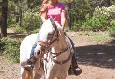 Tahoe Donner Equestrian Center, Horseback Riding Lessons
