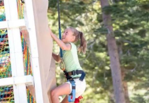 Northstar California Resort, Children's Rock Wall