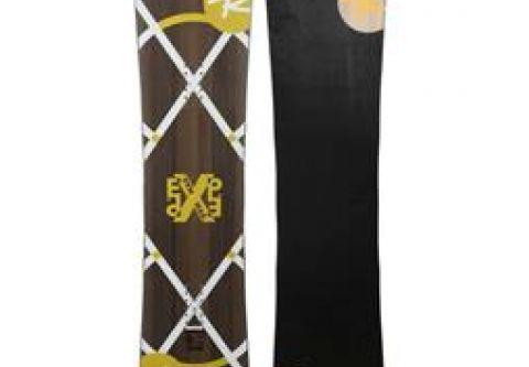 Winter Wonderland Ski Shop, Youth Snowboard Package