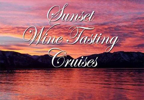 Tahoe Cruises Safari Rose, Wine Tasting Sunset Cruise (Seasonal)