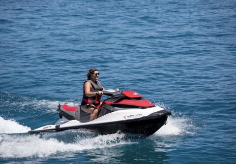 Tahoe Yacht Charters, Jet Ski Rentals