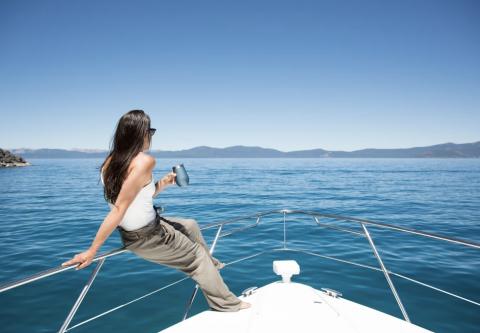 Tahoe Yacht Charters, Lake Tahoe Sightseeing Tour