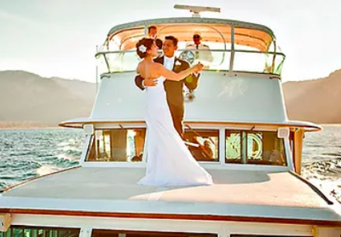 Bleu Wave Cruises, Wedding Cruises