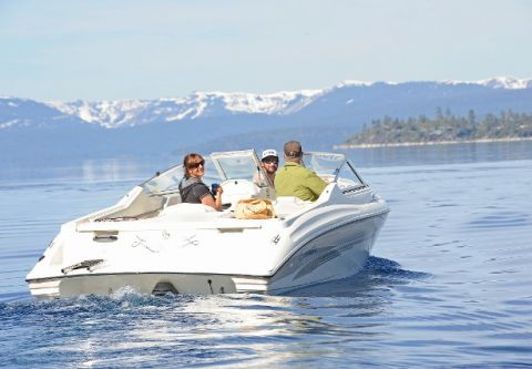 Tahoe Boat & RV Rents, 20' Seaswirl Rental