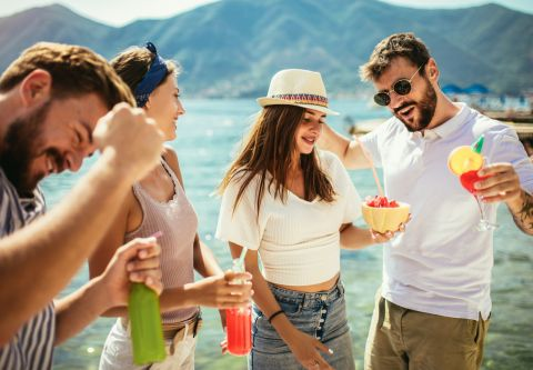 Tahoe Yacht Charters, Cocktail Hour Cruise
