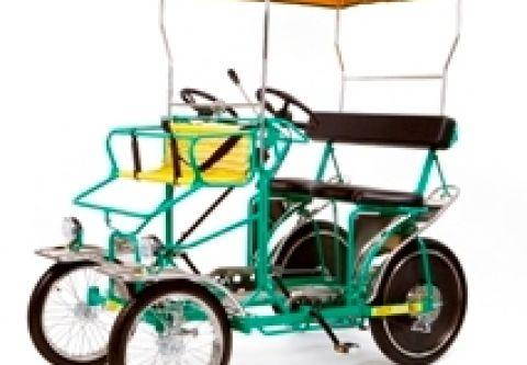 Tahoe Bike Company, Single Surrey Rentals