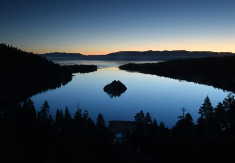 Around Tahoe Tours, Emerald Bay Tour