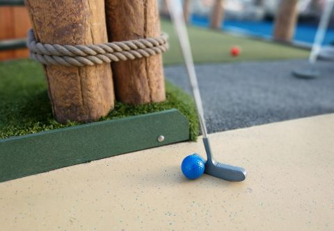 Northstar California Resort, Miniature Golf