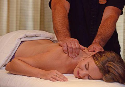 Stillwater Spa & Salon, Sports Massage