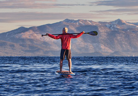 Tahoe Sports Hub, Paddle Board Rentals