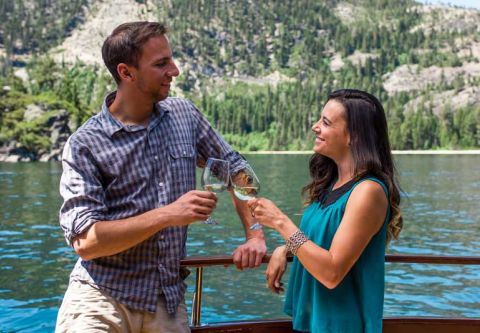 Tahoe Tastings, Private Wine Tasting Cruises