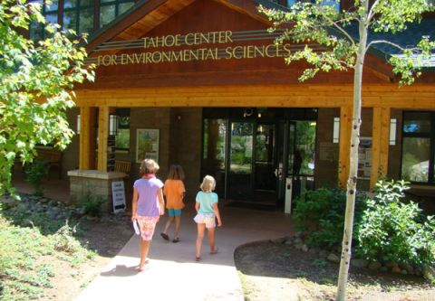 UC Davis Tahoe Science Center, Tahoe Science Center