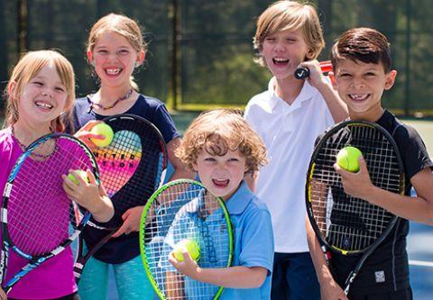 Incline Village Recreation & Tennis Center, Tennis Junior Camps