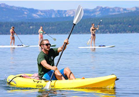 Kings Beach Tahoe Sup Rentals