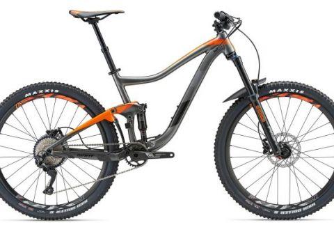 South Shore Bikes, Mountain Bike Rental - Giant Trance 27.5