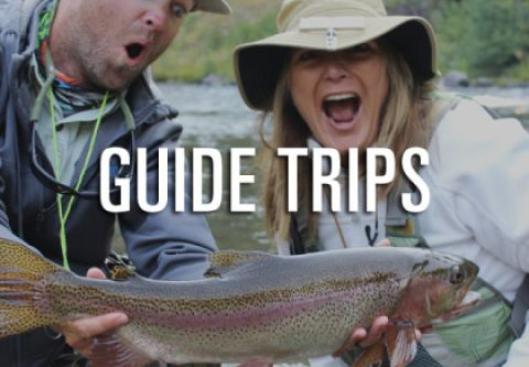 Trout Creek Outfitters, Guided Fishing Trips