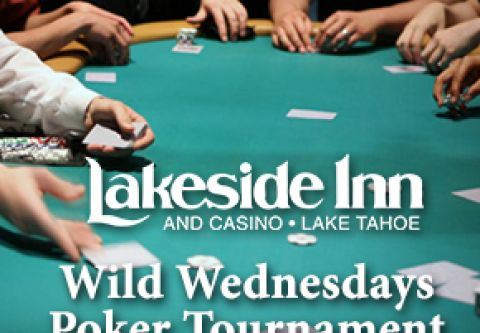 Lakeside Inn and Casino, Wild Wednesdays Poker