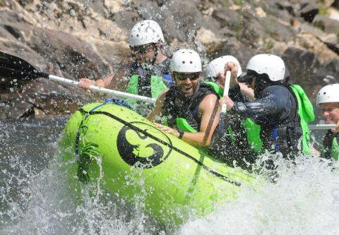 Raft California, White Water Rafting