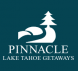 Logo for Pinnacle Lake Tahoe Getaways
