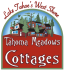 Logo for Tahoma Meadows Cottages