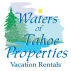 Logo for Waters of Tahoe Properties