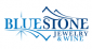 Logo for Bluestone Jewelry & Wine
