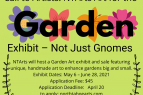 North Tahoe Arts, Call to Artists: Art for the Garden (More than just Gnomes)