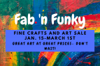 North Tahoe Arts, Fab 'n Funky Art Sale
