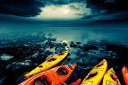 Tahoe City Kayak, Full Moon Guided Kayak Tour