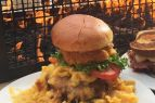Alpine Union Bar & Kitchen, Mac & Cheese Burger