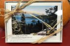 All Fired Up!, Photographic Lake Tahoe Note Cards