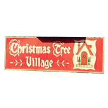 Christmas Tree Village