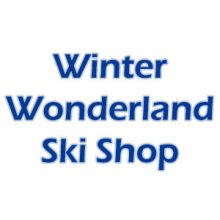 Winter Wonderland Ski Shop