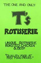 T's Mesquite Rotisserie