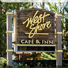 West Shore Cafe and Inn