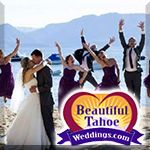 Beautiful Tahoe Weddings and Special Events