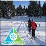 Tahoe Donner Cross Country Ski Area