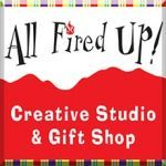 All Fired Up! Creative Studio & Gift Shop