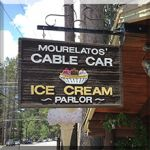 Cable Car Ice Cream Shop
