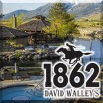 1862 David Walleys Hot Springs Resort and Spa