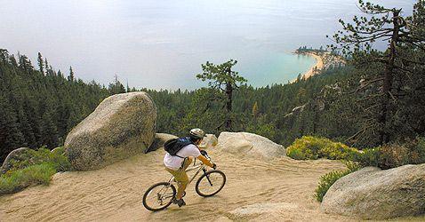 Lake Tahoe Mountain Biking Beginner To Advanced Lake Tahoe