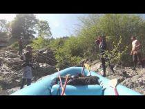 Irie Rafting: Cal Salmon 2014