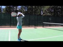 Tennis Tip: Topspin