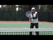 Tennis Tip: Shoulder Prep