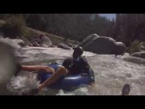 North Fork Feather Tubing 2014